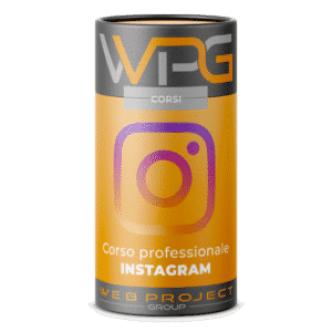 Corsi Social Media Marketing Instagram