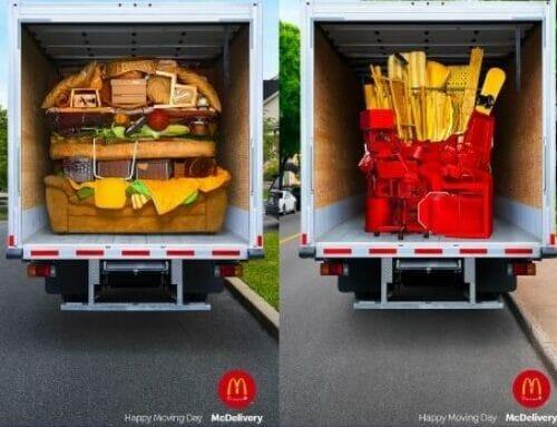 Come farsi pubblicità? L'esempio McDonald fuori dagli schemi