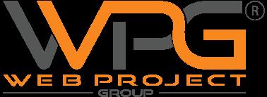 Web Project Group®  I Agenzia Web Marketing Padova Siti web e social Logo